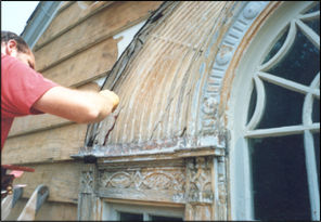 Restoration Carpentry and Conservation of Historic Woodwork